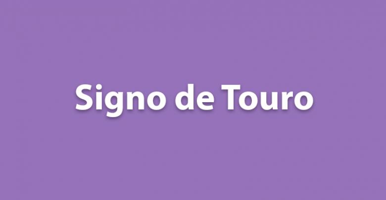 SIGNO DE TOURO HOJE