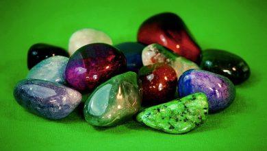 pedras de proteção
