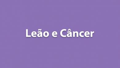 Leão e Câncer - Tudo sobre a relação desses signos